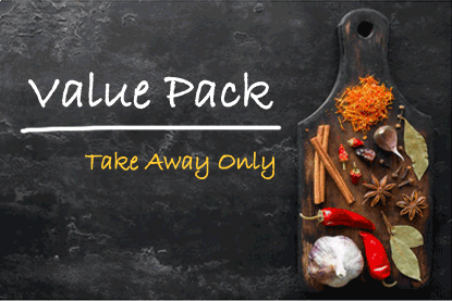Picture of Value Pack (Take Away Only)
